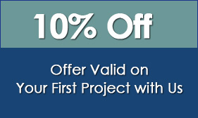 10% Off - Offer Valid on Your First Project with Us